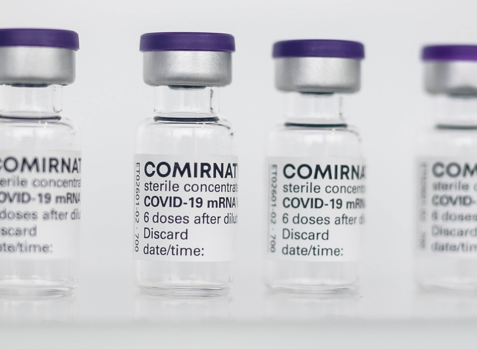 Eroeffnung einer Produktionsstaette fuer Corona Impfstoffe Comirnaty, INN-COVID-19 mRNA Vaccine, der Firma Allergopharm