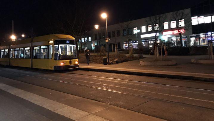 Dresden-Gorbitz: Tatort Merianplatz