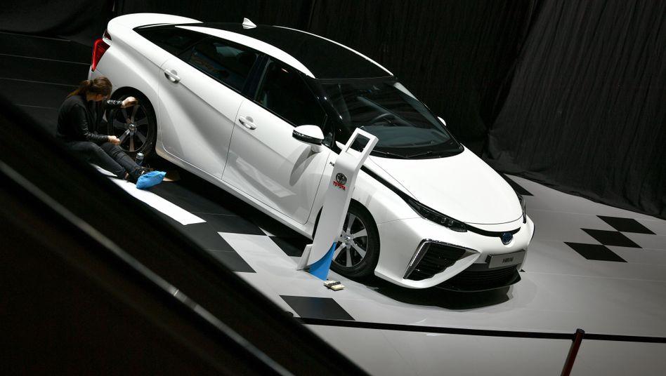 Neuer Toyota Mirai