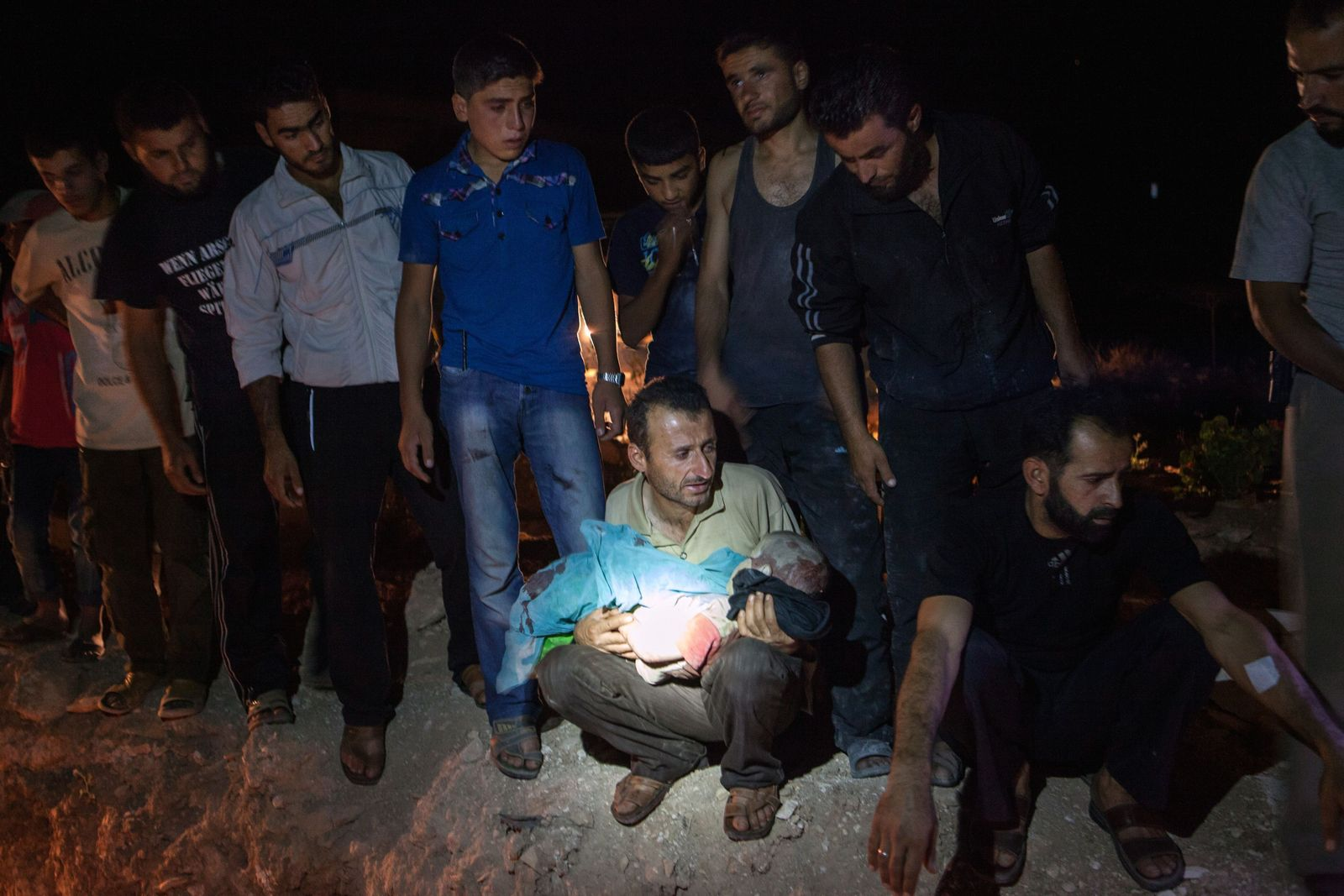 Syrien/ Luftangriffe
