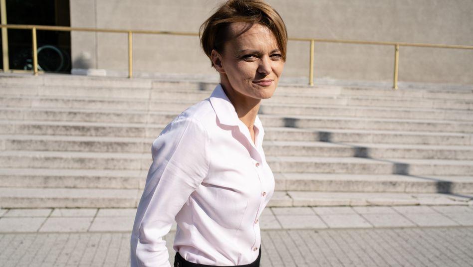 Polish Technology Minister Jadwiga Emilewicz