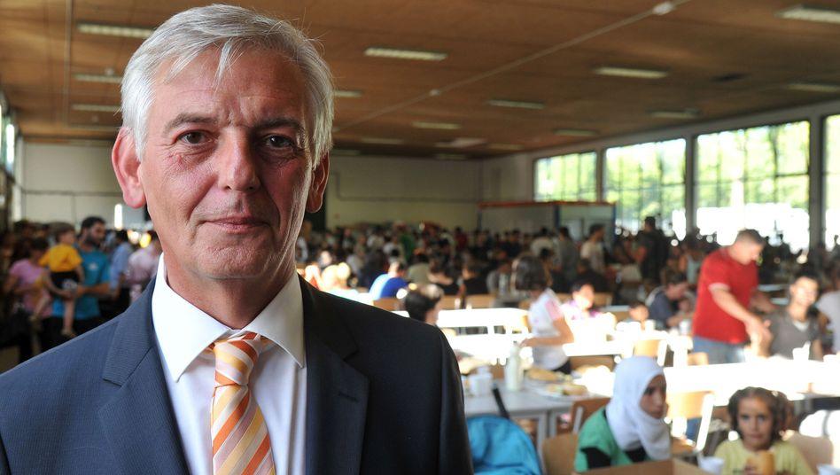 Bamf-Chef Schmidt: Rücktritt