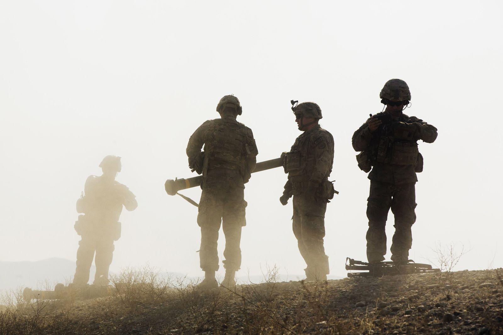 Afghanistan/ U.S. Soldaten