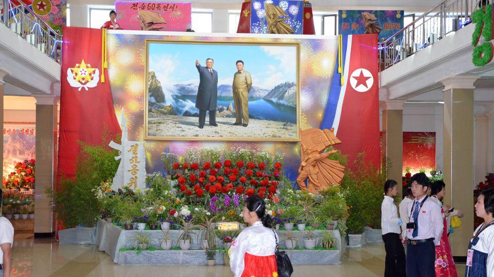 Nordkorea: Nicht ohne meinen Aufpasser