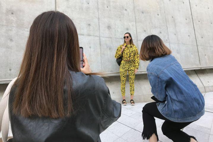 Modebloggerin Christine Evers