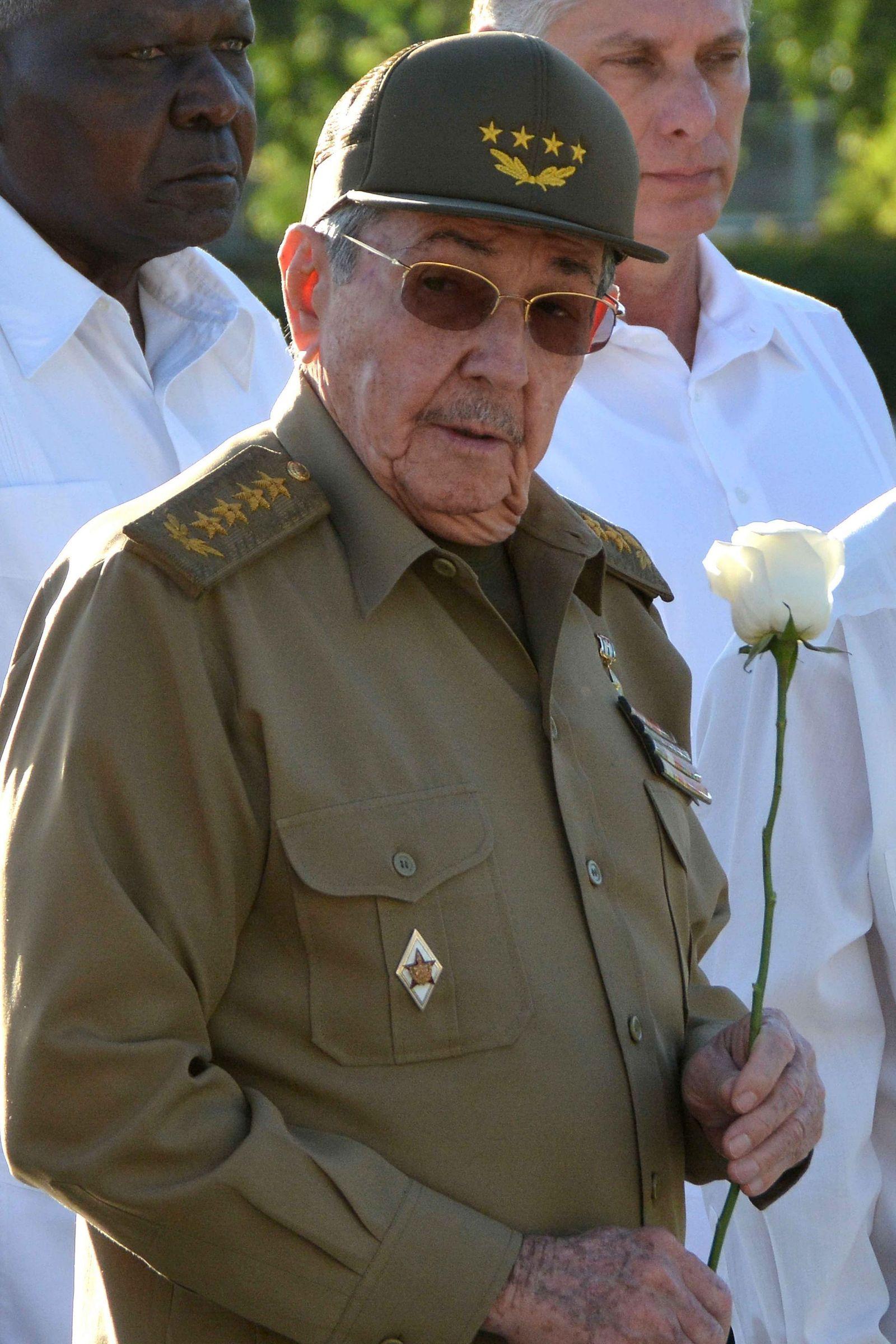 Ein Jahr nach der Beisetzung von Fidel Castro