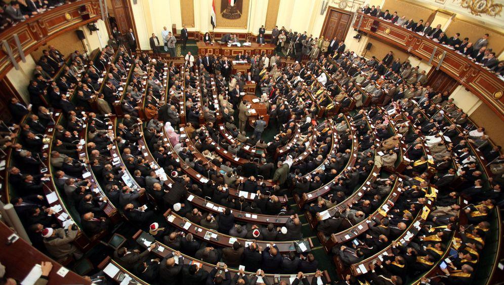 Ägypten: Historische Sitzung in Kairo