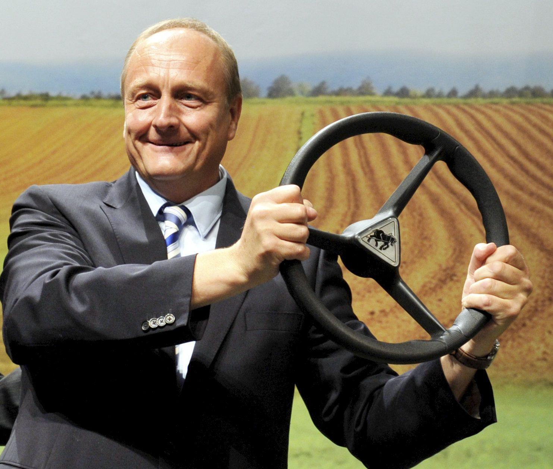 Rukwied neuer Präsident des Deutschen Bauernverbandes