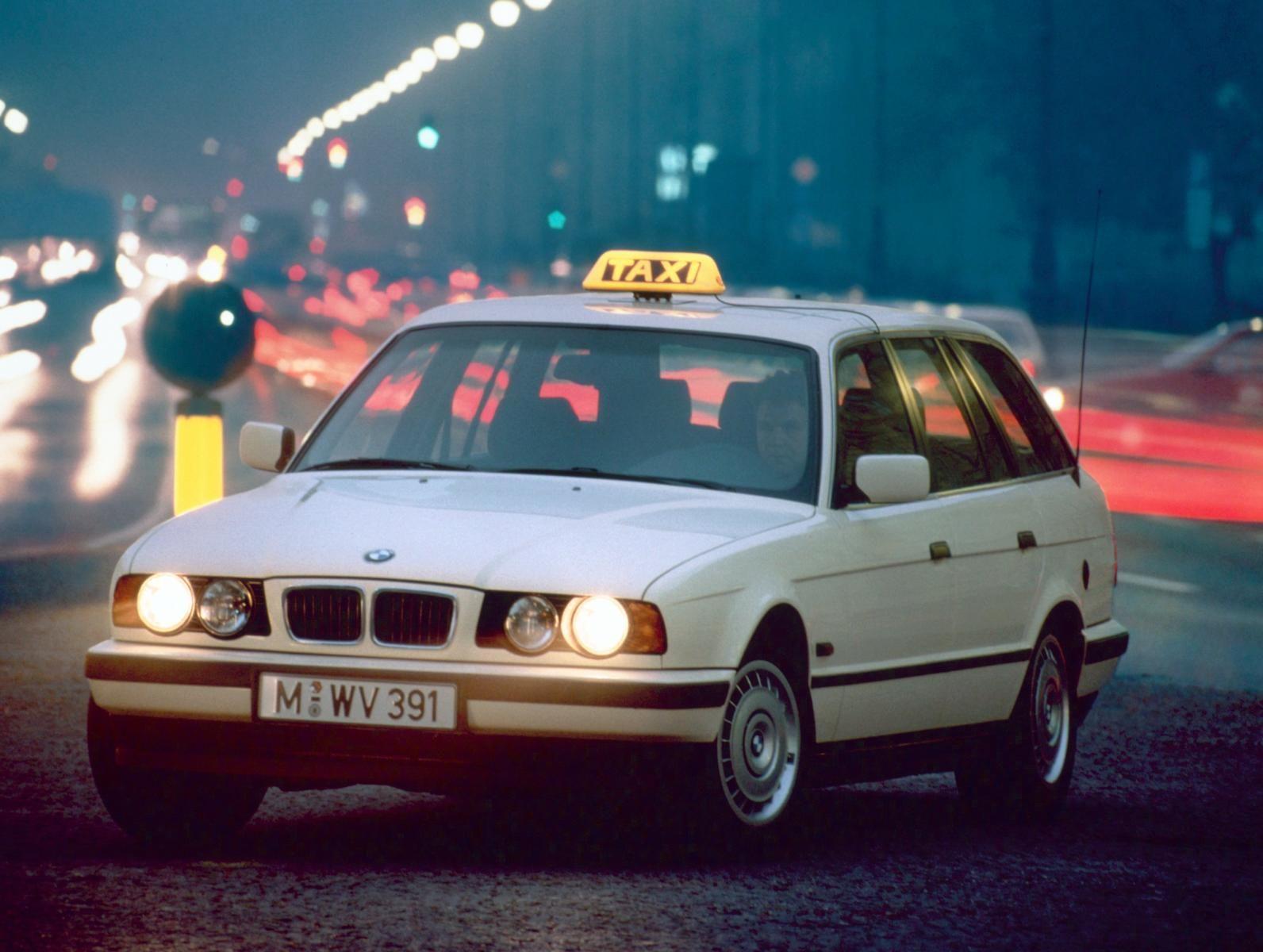 BMW Erdgas