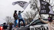 Biden mahnt nach Tod eines Schwarzen bei Polizeieinsatz zur Ruhe