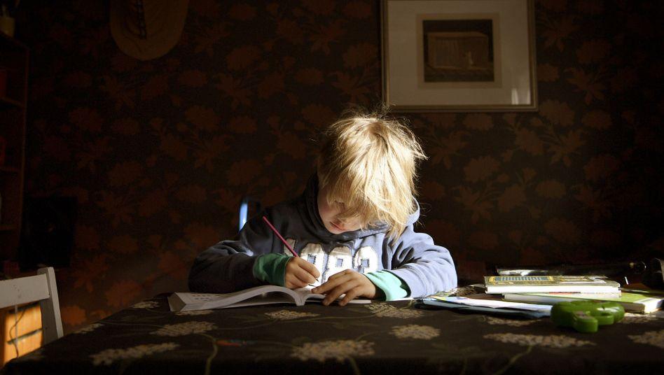 Als die Schulen geschlossen wurden, haben viele Schüler deutlich weniger gelernt als sonst
