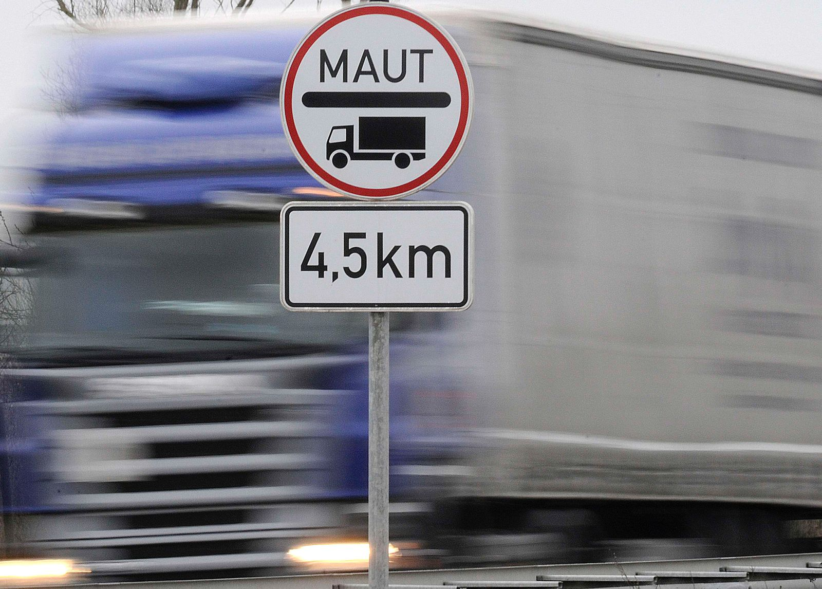 NICHT VERWENDEN Verkehr/Maut/Bundesstrassen lkw