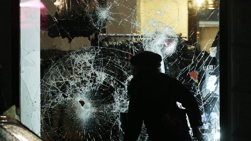 Rechtsextreme Gewalt (Archivbild): 25 Übergriffe im vierten Quartal 2015