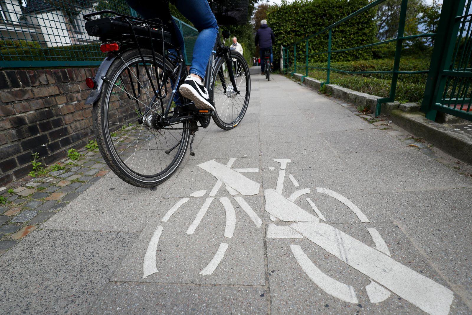 Fahrrad / Hamburg