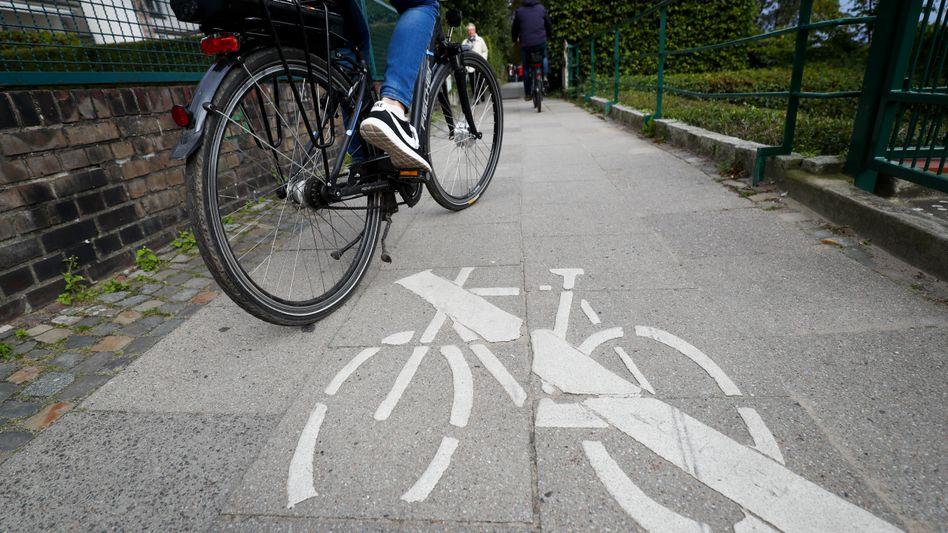 Mehr Geld für Radwege: Das Bundesverkehrsministerium will 1,4 Milliarden Euro in den Radverkehr investieren