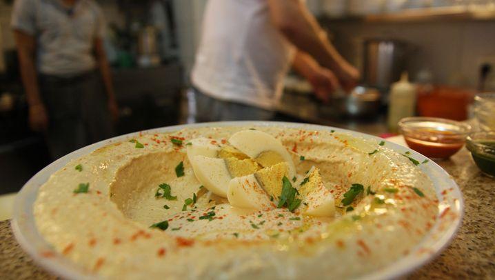 Tel Aviv: Nicht ohne meinen Hummus