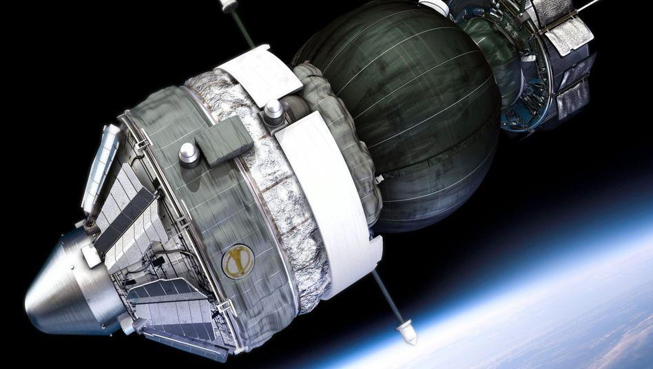 """Satellit der """"Foton-M""""-Serie: Geckos an Bord sind wieder in Sicherheit"""