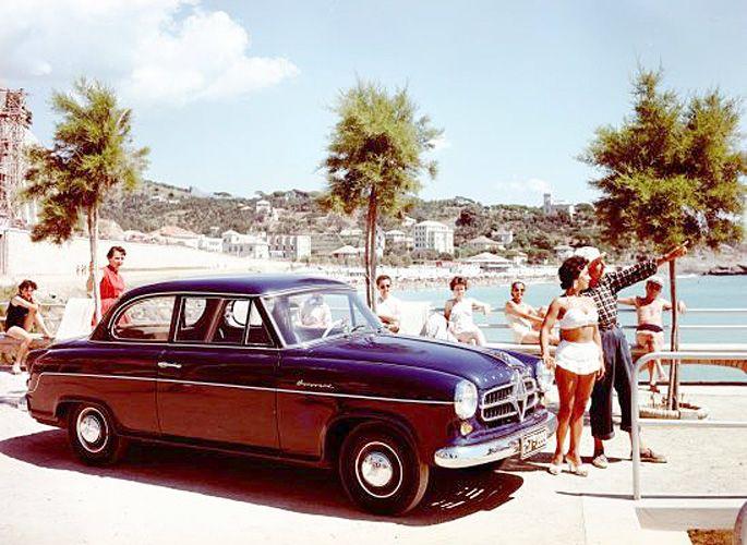 Borgward Isabella: Ein Auto, das den Geschmack der späten fünfziger Jahre offenbar auf den Punkt brachte. Das Modell Isabella war der meistverkaufte Borgward - ehe die Firma 1961 pleiteging