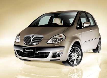 Lancia Musa: Edelversion zum Konzernbruder Fiat Idea