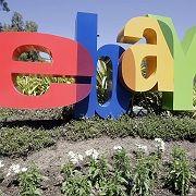 Ebay-Logo: Immer mehr gewöhnliche Verkäufe ohne Versteigerung
