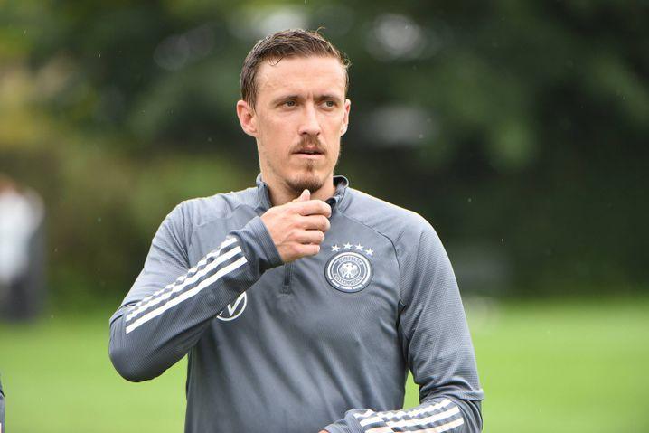 Max Kruse ist das Gesicht der deutschen Fußballer