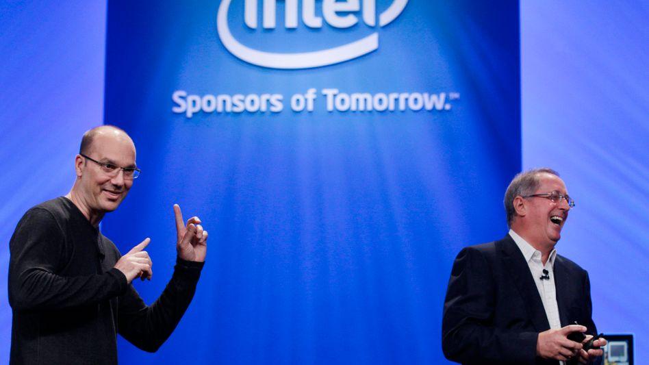 Andy Rubin (Archivbild): Angedacht ist ein Zeitraum von zehn Jahren