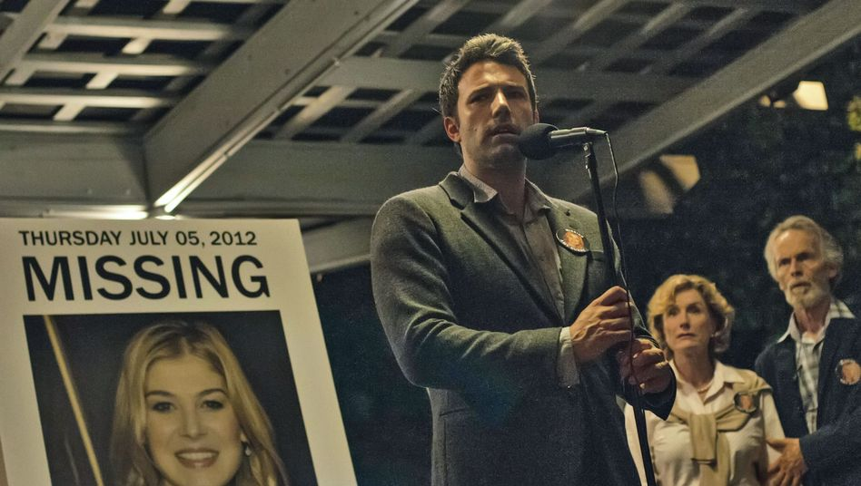 "Fincher-Thriller ""Gone Girl"": House of Hass"