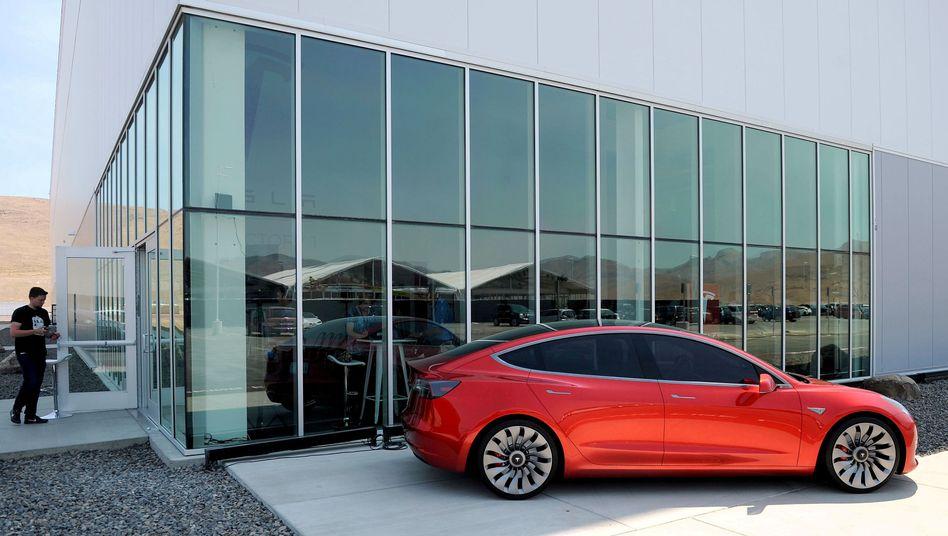 Tesla bekommt riesiges Gelände bei Berlin um 41 Millionen Euro