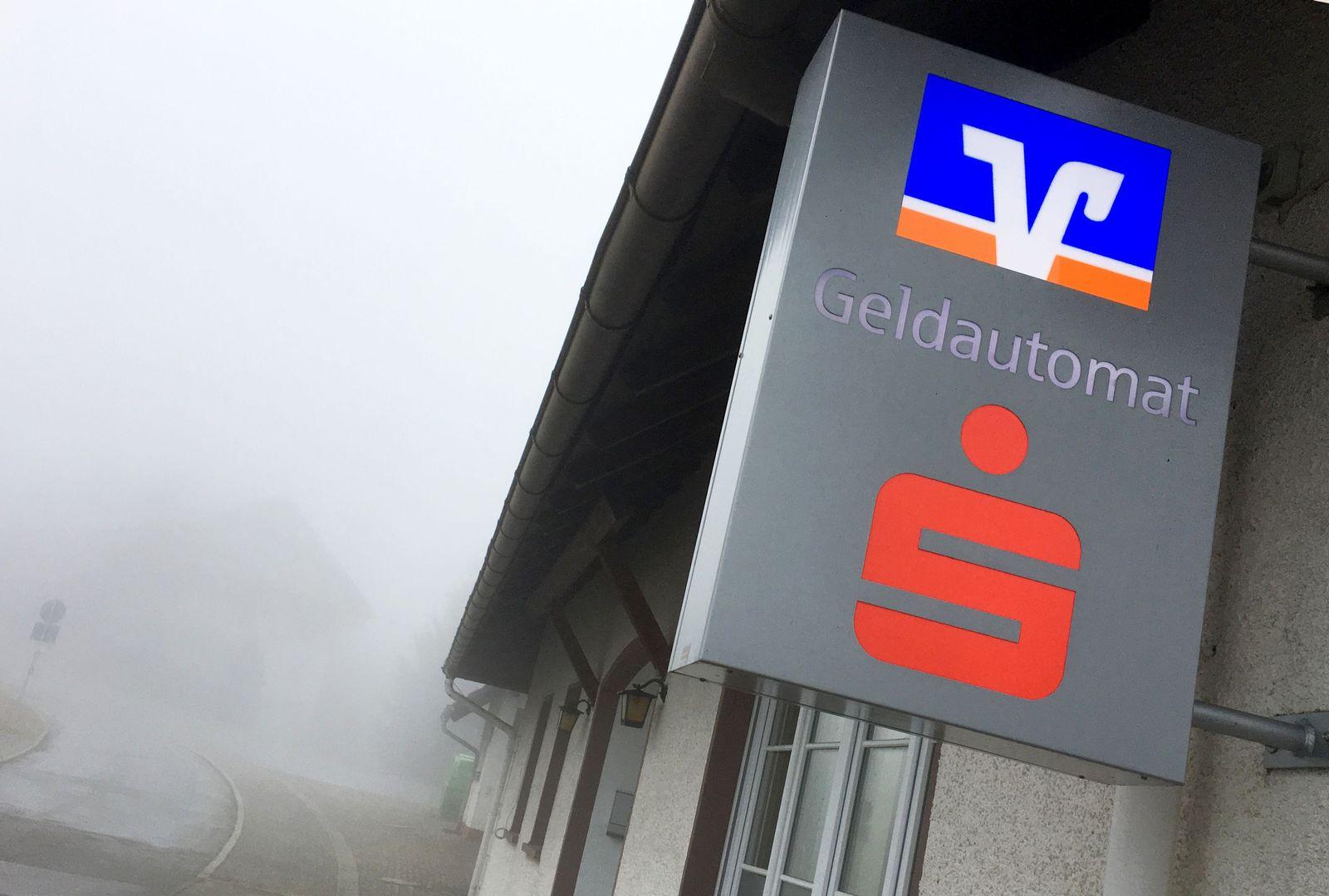 Sparkasse / Volksbank