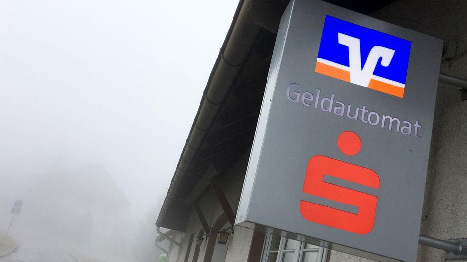 Im Bad Sodener Stadtteil Neuenhain entsteht Deutschlands erste Volks-Sparkasse