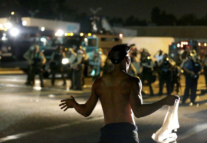 Proteste in Ferguson: Alltägliches Trauma