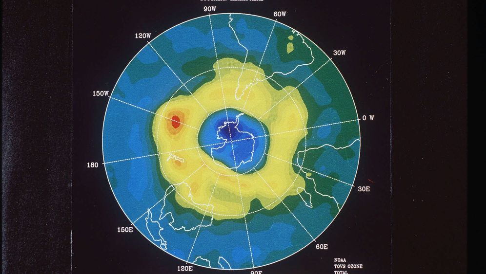 Entdeckung des Ozonlochs: Angst vor der Sonne