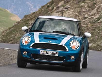 BMWs Mini: Die letzten Tritec-Motoren werden im Mini Cabrio verbaut
