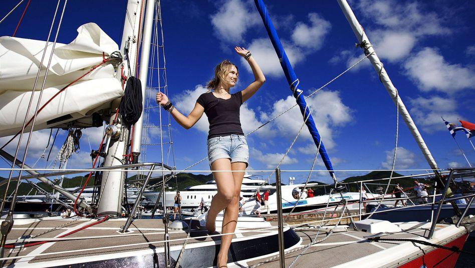 Hype um Laura Dekker: Runter vom Schiff, rein in den Rummel