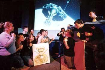 Rollenspiele für den Erstkontakt: Nasa-Forscher bereiten die Teams auf ihren Auftritt als Aliens vor