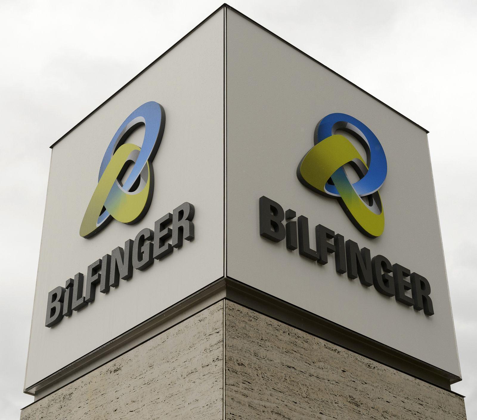 NICHT VERWENDEN Bilfinger