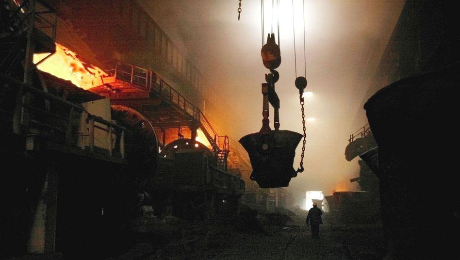 """Industrie im russischen Norilsk (Archivbild): """"Dies ist eine vorsichtige Schätzung"""""""