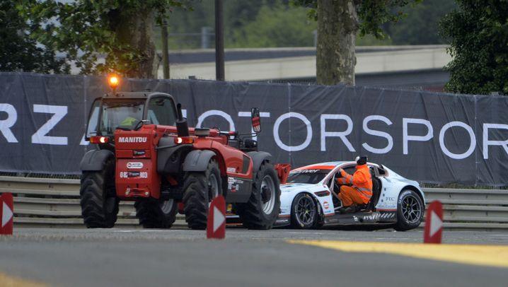 24 Stunden von Le Mans: Rennfahrer Allan Simonsen tödlich verunglückt