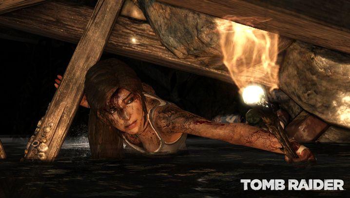 """Actionspiel: So sieht das neue """"Tomb Raider"""" aus"""