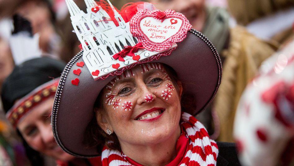 Karneval in Köln: 2500 Polizisten sollen für Sicherheit sorgen