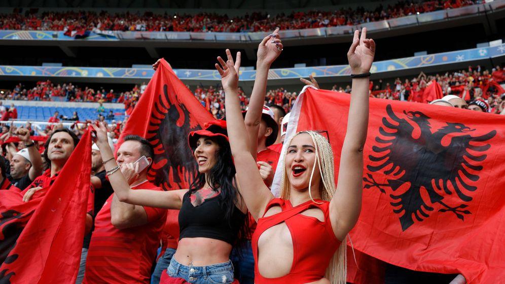 EM 2016: Albaniens historischer Sieg