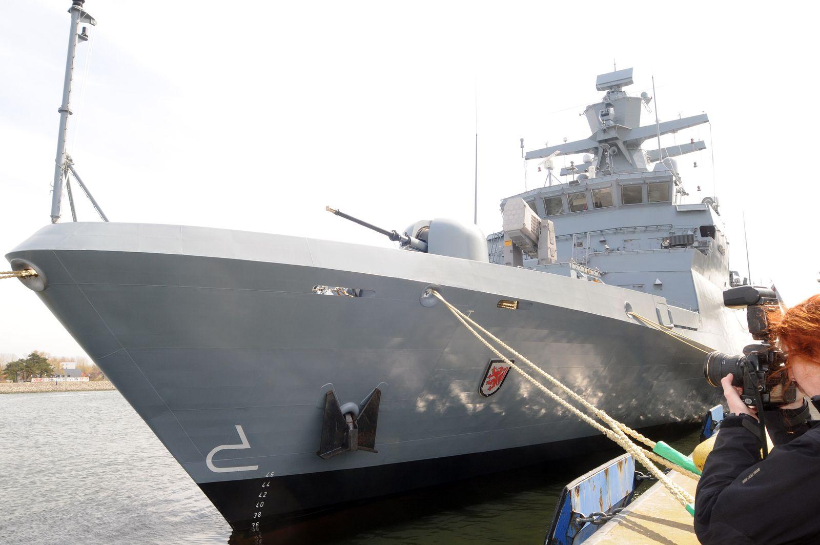 Krovette Braunschweig/ MEKO 100/ K-130 Klasse