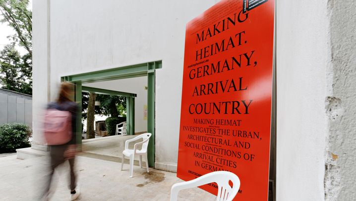 Klar, politisch, deutlich: Der deutsche Pavillon in Venedig