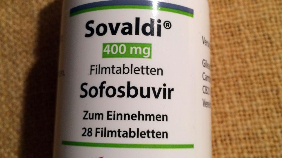 Hepatitis-C-Medikament Sovaldi: Der Preis der Pille ist stark umstritten