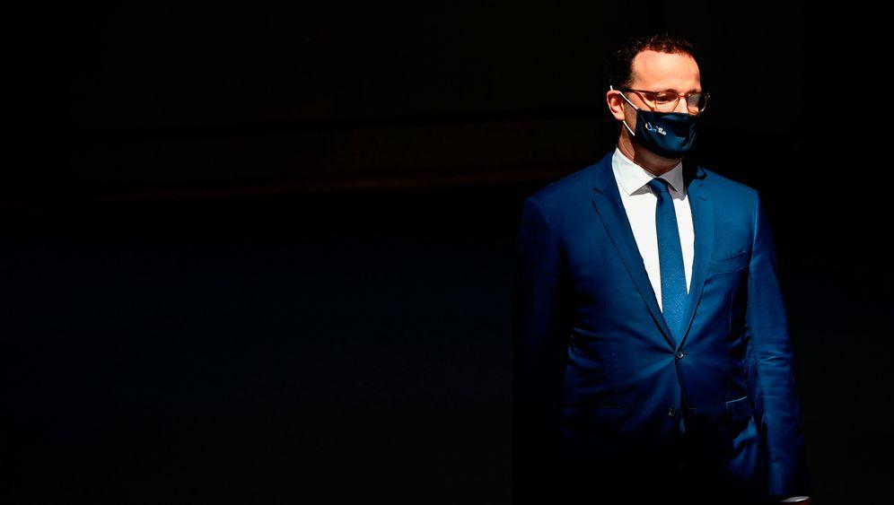 CDU-Politiker Spahn: Joker im Rennen?