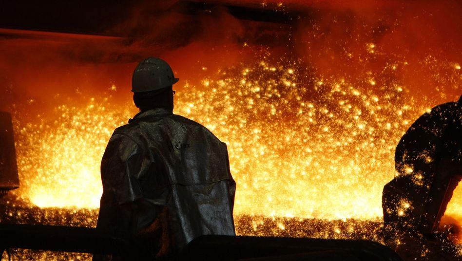 Stahlproduktion bei ThyssenKrupp: Privilegien für immer mehr Industrien