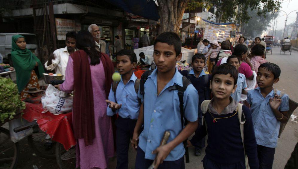 Armut in Indien: Letzte Rettung Kinderheim