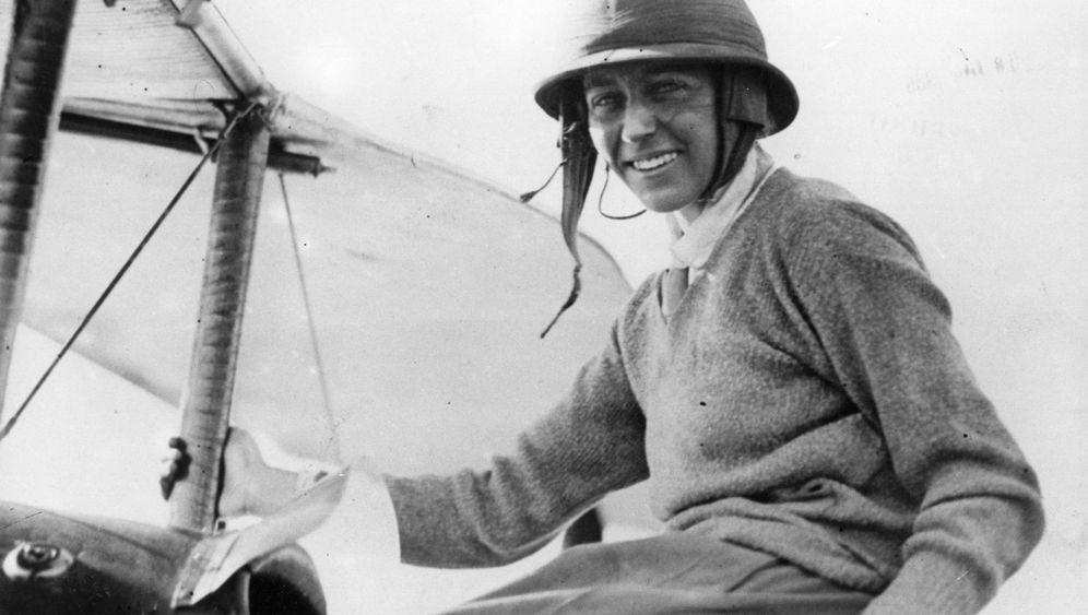 Luftfahrtpionierin Amy Johnson: Die fliegende Sekretärin