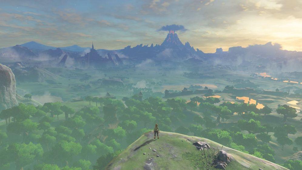 """Neues """"Zelda"""": So spielt sich """"Breath of the Wild"""""""