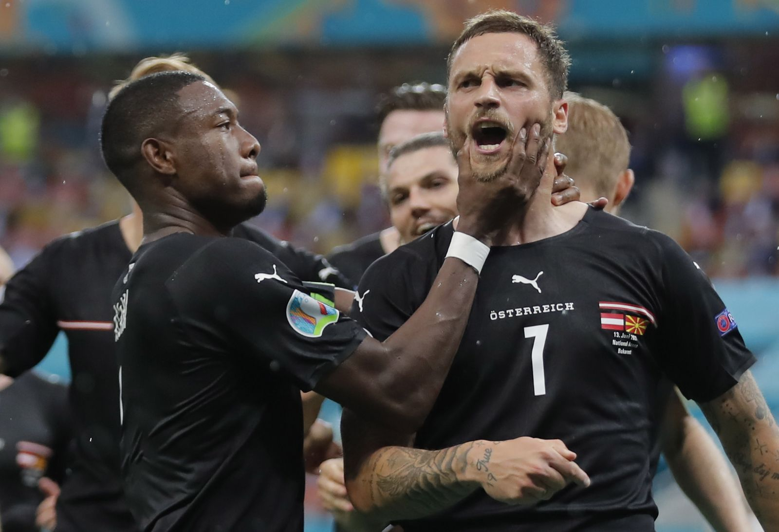 Group C Austria vs North Macedonia